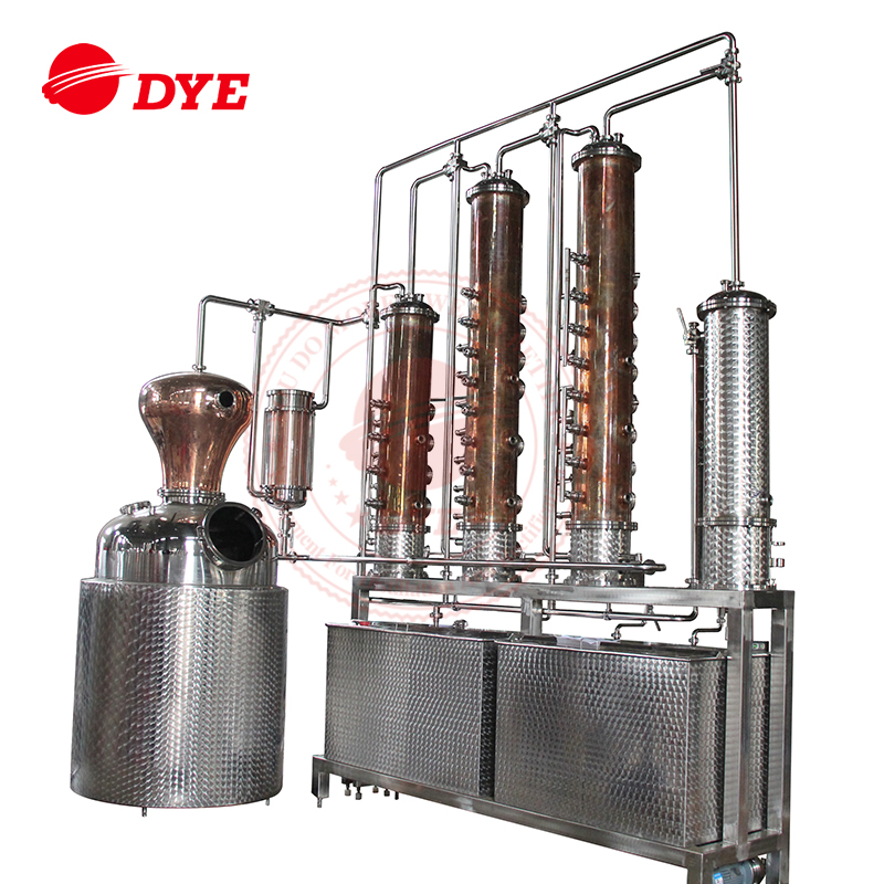 alcohol wine distilling equipment apparatus