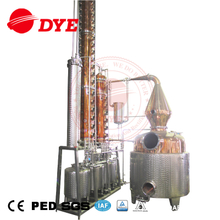 Industrial Vacuum Alcohol Distillation Equipment Stills Moonshine