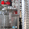 DYE Copper Distilling Equipment with Copper Reflux Columns