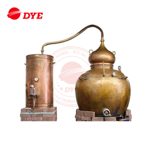500 Gallon Copper Still Charente Distillation Equipment