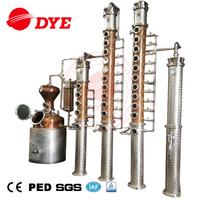 Commercial Distilling System Vodka Still Equipment for Sale from