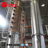 Copper Distiller Industrial Alcohol Whisky Distillation Equipment