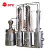 250Gal Vodka making machine copper gin distillation equipment