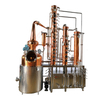 Copper Spirit Alcohol Vodka Distiller Gin Distilling Equipment